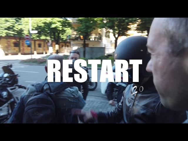 RESTART2020 _ FIRST RUN CREW 2.0