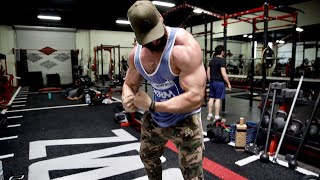 IS EVERYDAY REALLY ARM DAY? | THE SERIES BEGINS