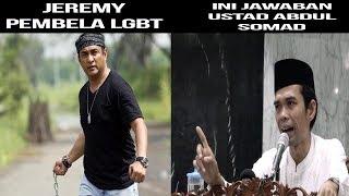 Video Jeremy Teti Pembela LGBT?Ini Jawaban Ustad Abdul Somad - LGBT KAUM DAJJAL download MP3, 3GP, MP4, WEBM, AVI, FLV Oktober 2018