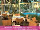 The Fairmont Miramar Hotel, Santa Monica