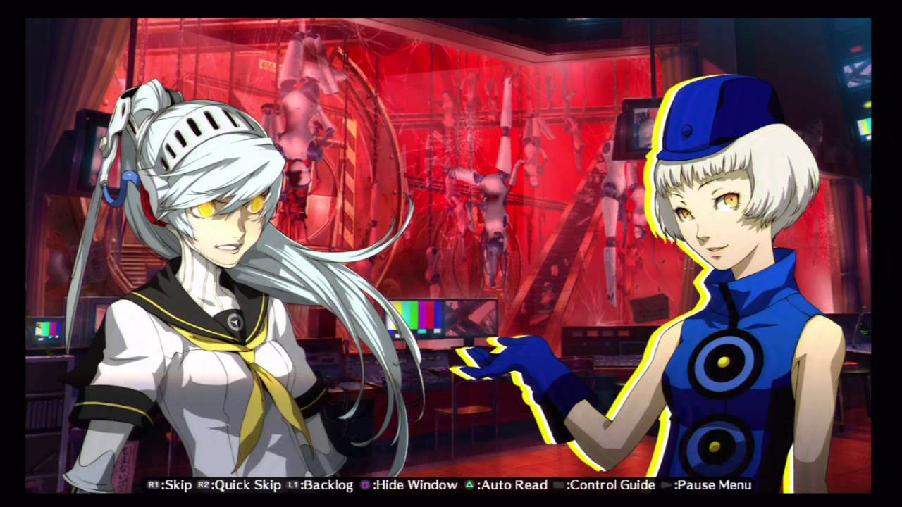 132 persona 4 arena story walkthrough hd ps3 elizabeth shadow