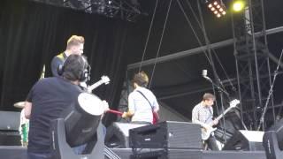 Starvage - Columbine (Live Main Square Festival 2013, Arras, France)
