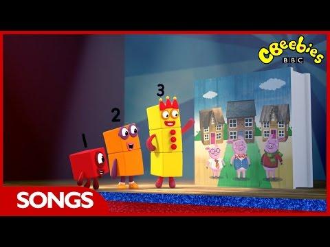 CBeebies | Numberblocks | Three Song