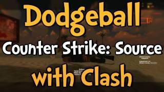 Dodgeball - Counter Strike: Source