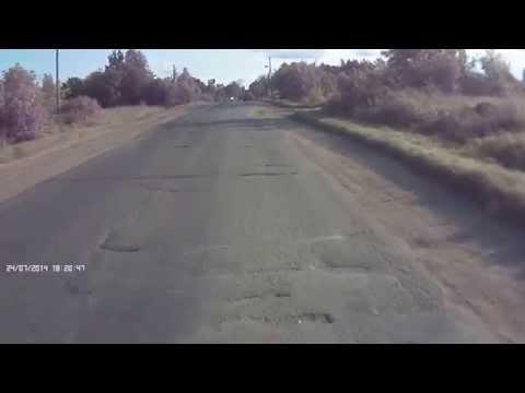 Дорога с Кирова в Набережные Челны