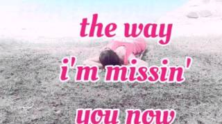 Gambar cover Missing You Now by Michael Bolton- Lyrics