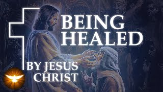 Jesus the healer. All Christ's healings as recorded in the 4 Gospels