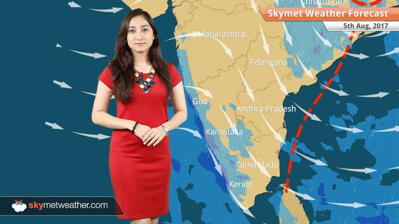 Weather Forecast for Aug 5: Rain in Nagpur, Mumbai, Kolkata, Punjab, UP,  Delhi
