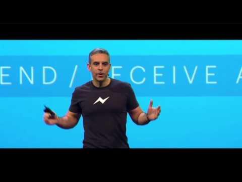 David Marcus' Keynote @ Facebook F8 16'