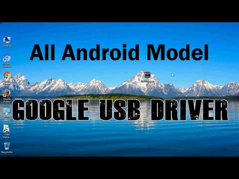 How to Install Google USB Driver for Windows | ADB and FastBoot