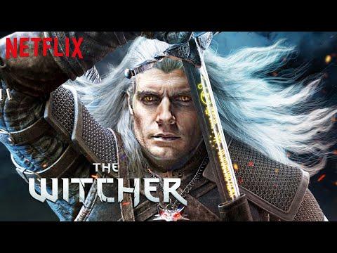 The Witcher Netflix Season 2 Movie Announcement - TOP 10 WTF Breakdown