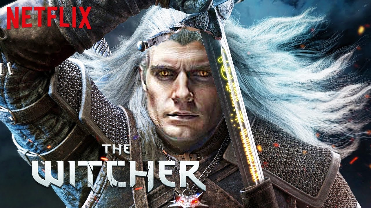 The Witcher Netflix Season 2 Movie Announcement - TOP 10 WTF Breakdown thumbnail