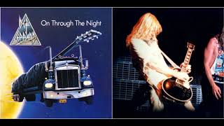 Def Leppard - Wasted Sheffield 1987 (Rare Audio)