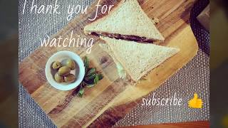 simple recipe for Tuna salad sandwich
