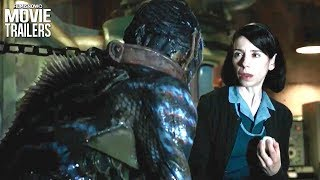Guillermo del Toro's THE SHAPE OF WATER Official Trailer
