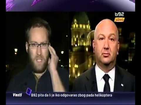 Nenad Popović u Vestima B92 o krizi sa migrantima