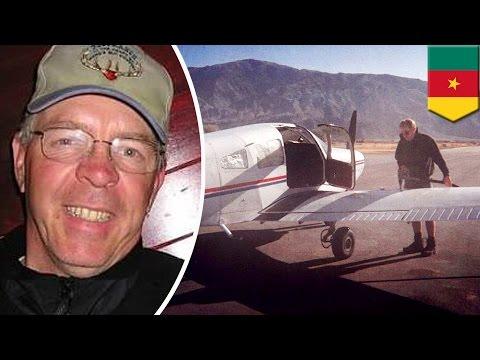 Un an après l'écrasement, le corps de ce pilote demeure dans l'avion