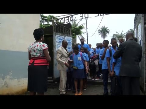 Metal detectors become commonplace in Cameroon