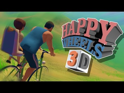 Thumbnail: HAPPY WHEELS 3D RAGE! + Ainsley Dies