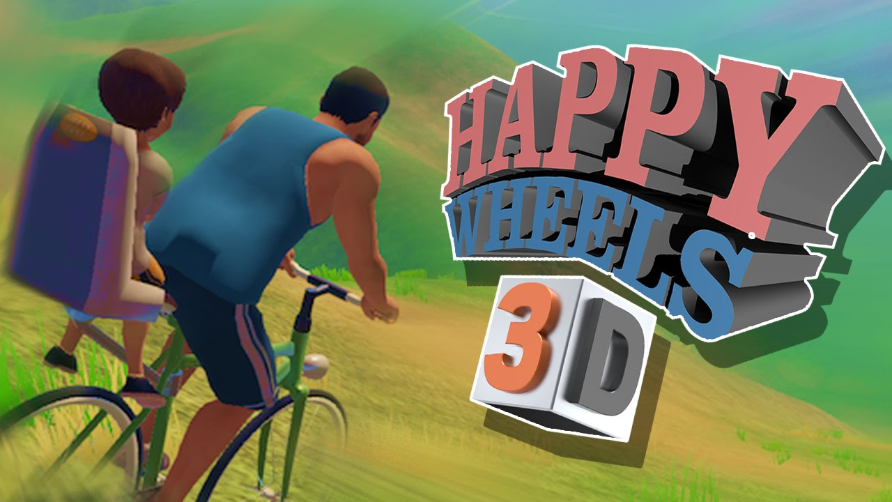 Happy Wheels 3d Rage Ainsley Dies Doovi