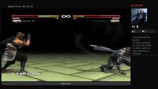 Dead Or Alive 5 - num1 challanger  PS4 Pro