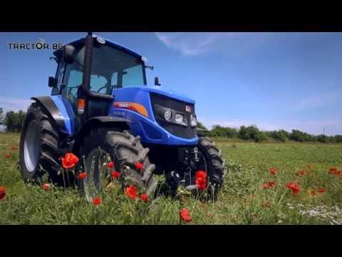 Тракторите ISEKI TJA 8100 са подходящи за всяка селскостопанска дейност