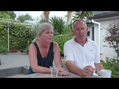 Harrisons Energy Solutions Real Stories: Meet Dave & Megan