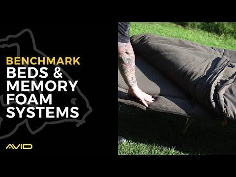 AVID CARP- Benchmark Beds & Memory Foam Systems