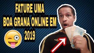 5 SITE PARA GANHAR DINHEIRO NA INTERNET EM 2019 2020 2021 2022 SEM ENROLAÇÃO