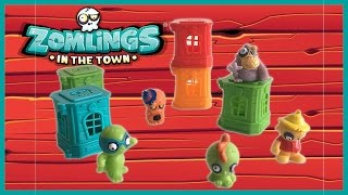 Zomlings In The Town