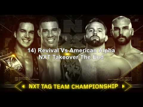 Top 20 WWE Tag Team Matches