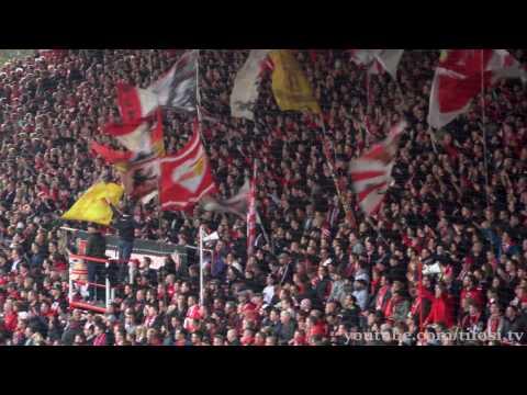 1.FC Union Berlin - Erzgebirge Aue, support Union Fans 4K