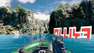 Far Cry 5  - EXPLORING THE SECRET TOMB ISLAND