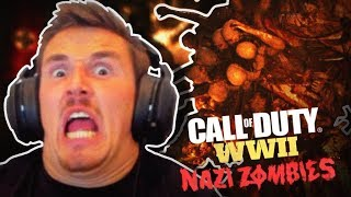 World War II Zombies: 'FINAL REICH' EASTER EGG & BOSS FIGHT!
