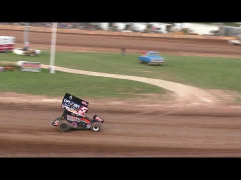 Plymouth Dirt Track IRA Sprints Heat Races 8-31-2019