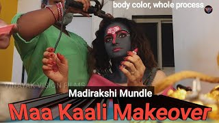 Maa Kaali Makeover / MADIRAKSHI MUNDALE / Transformation / Vighnharta Ganesh / VINAYAK VISION FILMS