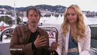 Mads Mikkelsen- Moomins and the Comet Chase Cannes 2010
