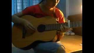 Em vẫn hy vọng ( guitar cover )