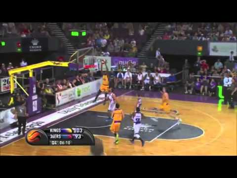 Sam Young's Top 10 Dunks Of The 2013/14 NBL Season
