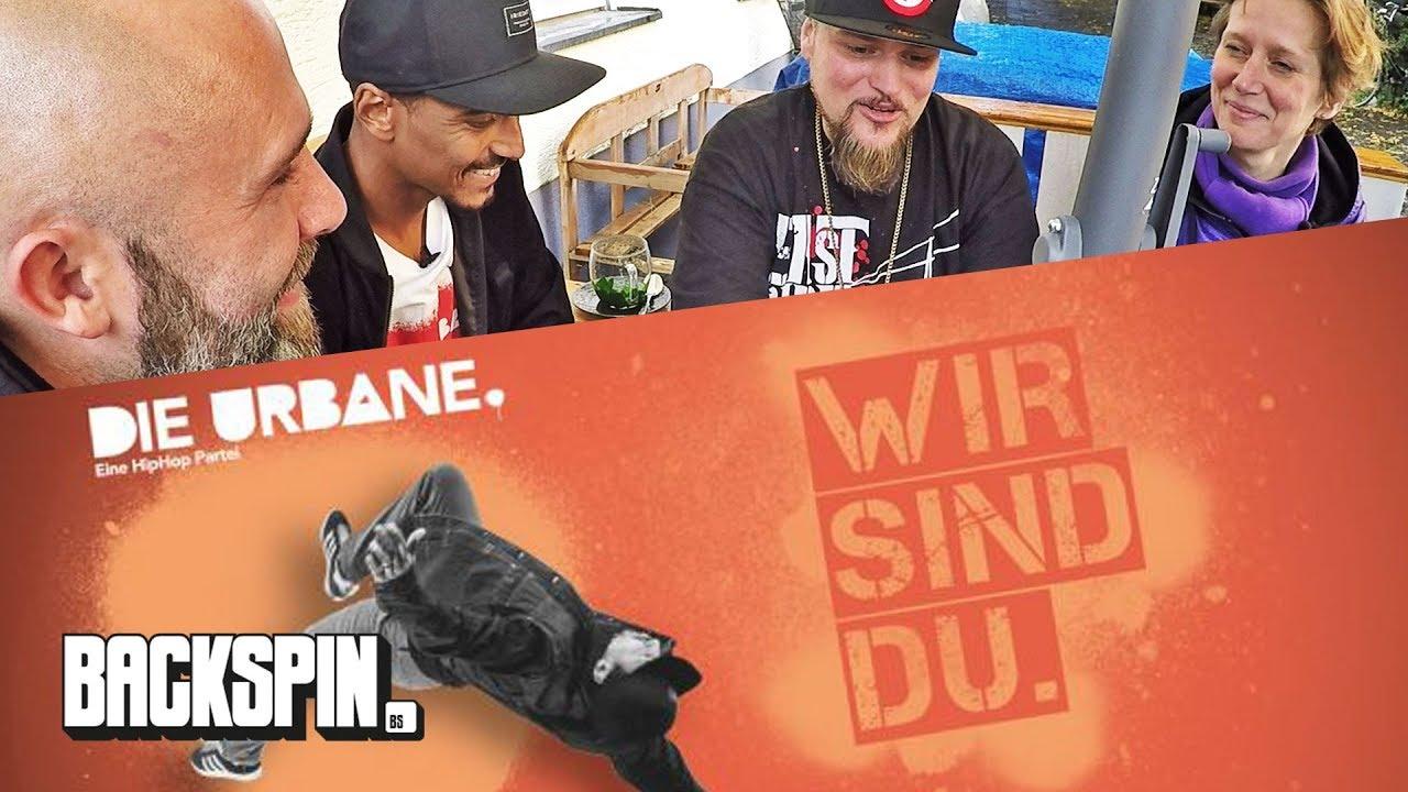 """""""If I ruled the World."""" - Niko im Gespäch mit der Hip-Hop Partei Die Urbane"""