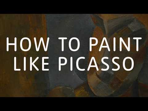 How to Paint Like Picasso | Tate