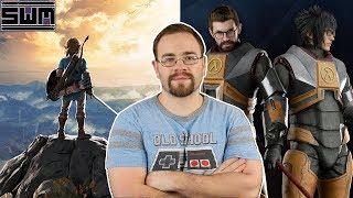 News Wave! - Zelda Crosses A Big Milestone In Japan And Final Fantasy Meets...Half-Life?!
