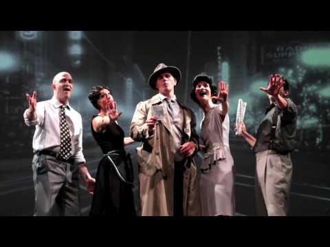 City of Angels at San Francisco Playhouse