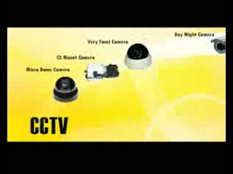 CCTV Camera, Security System