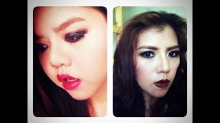 Tutorial bad girl (สวยดุ)  / Collab with Lifestlyehattaya70 Thumbnail