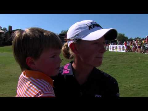 Stacy Lewis' Third Round Interview at the North Texas LPGA Shootout
