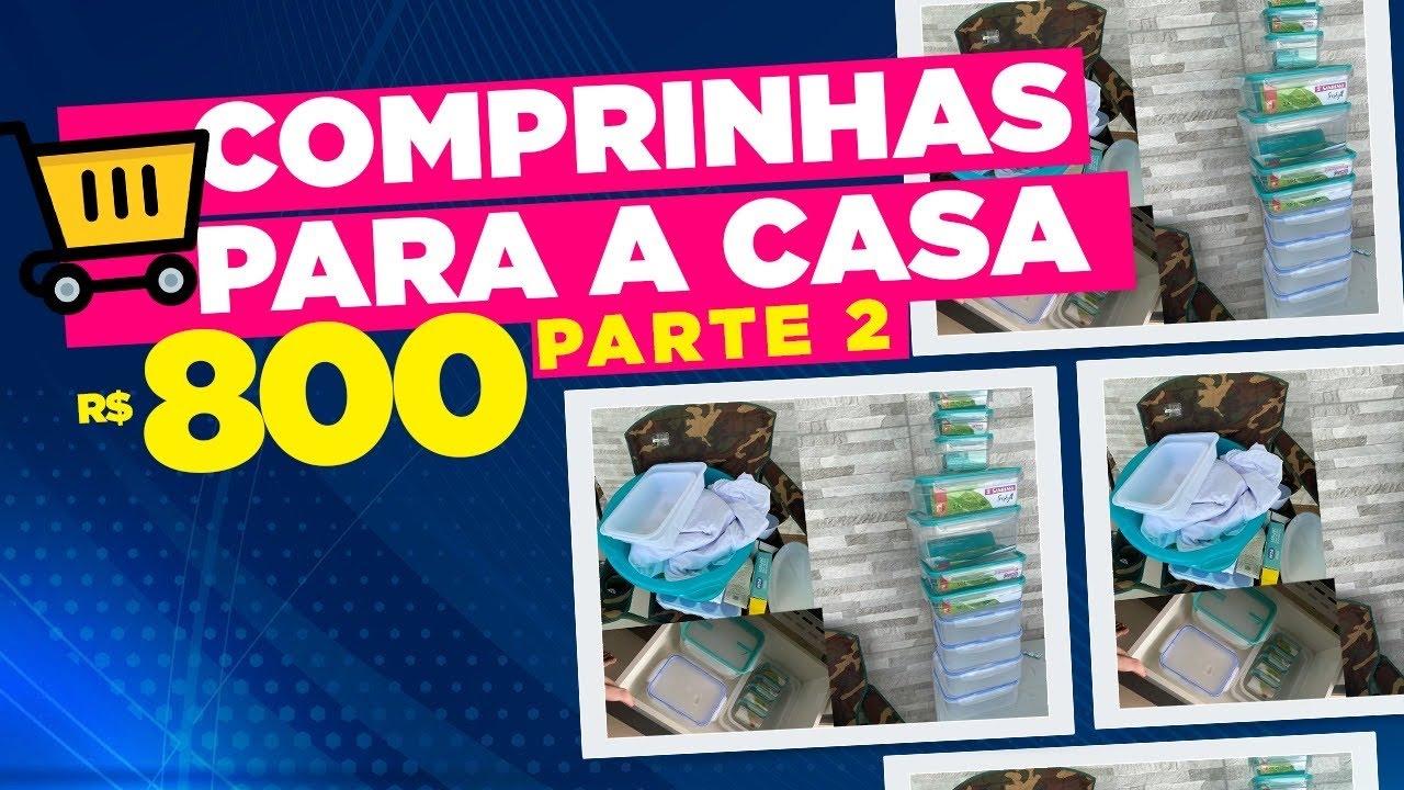 COMPRINHAS PARA CASA - PARTE 02