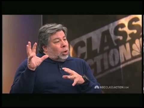 Part 3 of Woz on NBC's 'Class Action' air date 1/24/1010