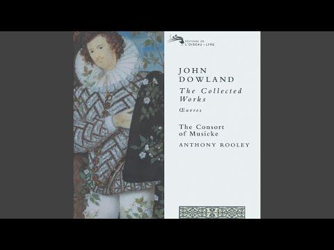 黑膠唱片 Consort Of Musicke - Dowland Consort Music