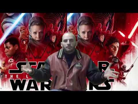 Download Youtube: ¡¡¡STAR WARS VIII ROMPE LOS SUEÑOS DE LOS FANS!!! - Sasel - cine - los ultimos jedi - the last jedi